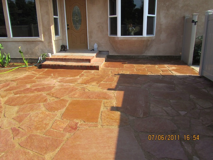 HARDSCAPES FLAGSTONE MOYERS 2