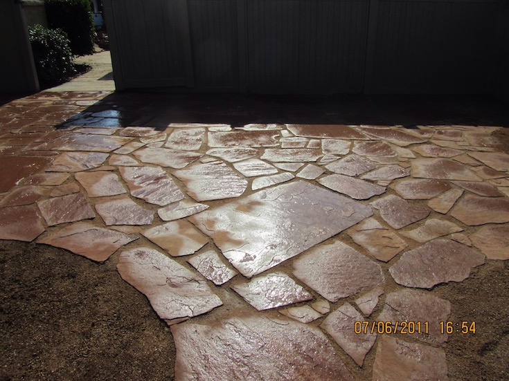 HARDSCAPES FLAGSTONE MOYERS 3