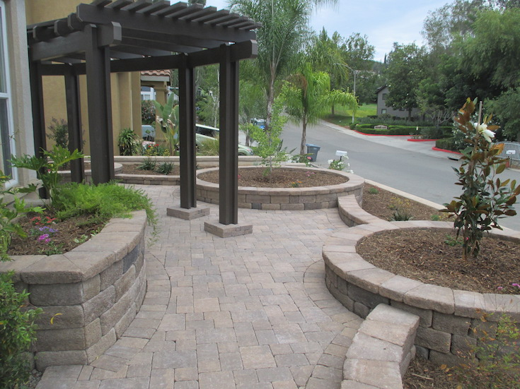 HARDSCAPES PAVERS AARON VOLPER 0