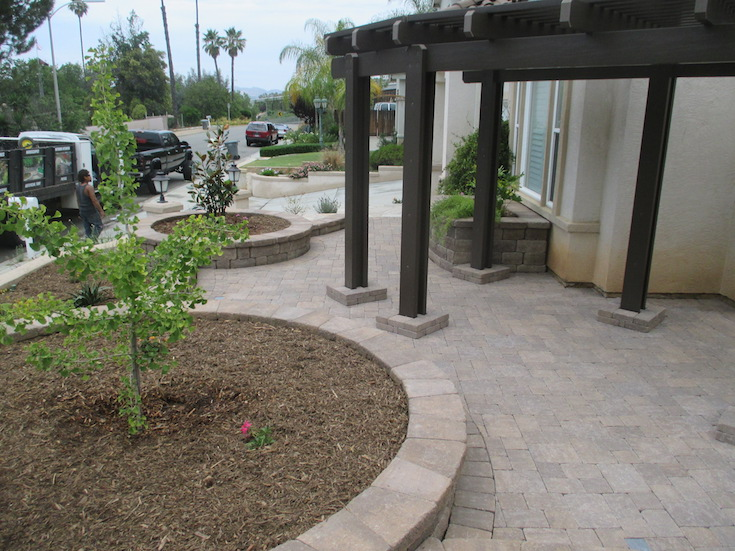 HARDSCAPES PAVERS AARON VOLPER 1