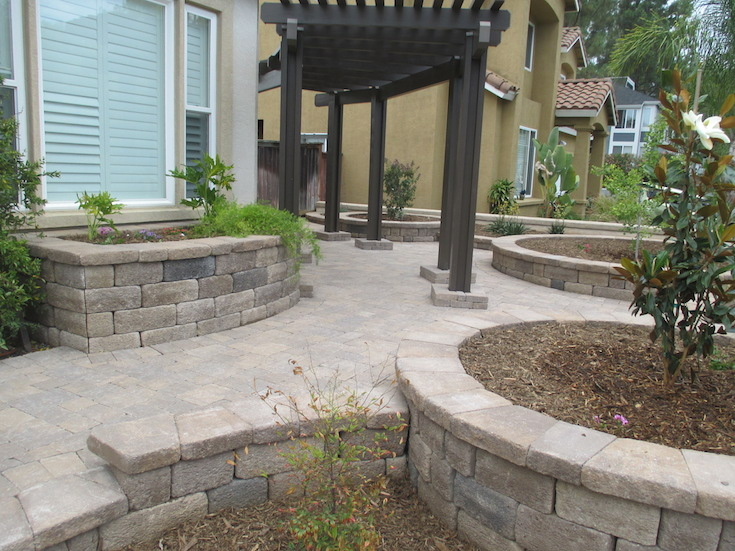 HARDSCAPES PAVERS AARON VOLPER 2
