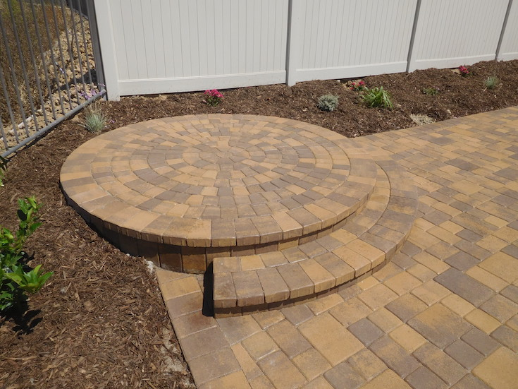 HARDSCAPES PAVERS DAO 2