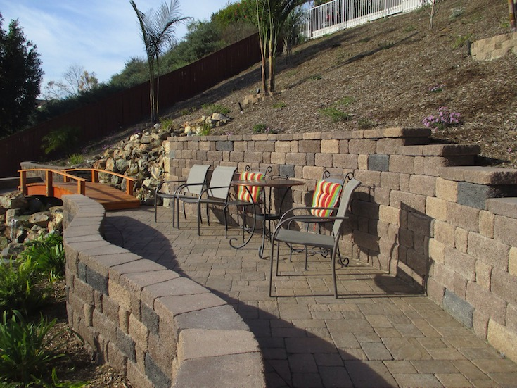 HARDSCAPES PAVERS JOHNSON 1