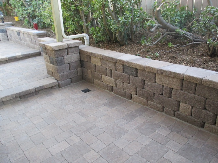 HARDSCAPES PAVERS MORRIS 0