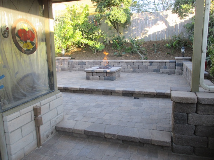 HARDSCAPES PAVERS MORRIS 1