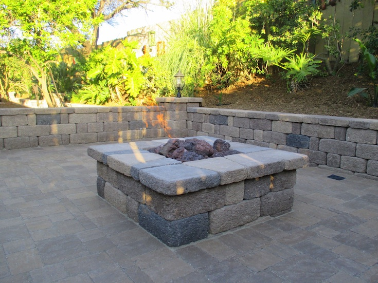 HARDSCAPES PAVERS MORRIS 2
