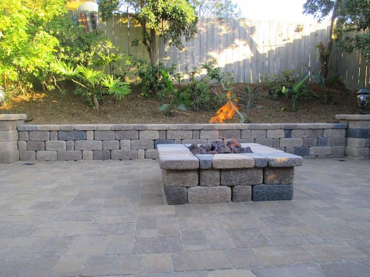 HARDSCAPES PAVERS MORRIS 3