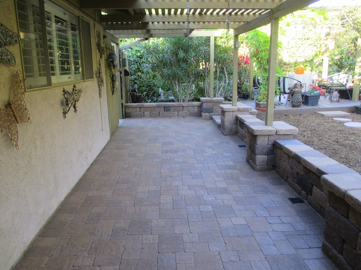 HARDSCAPES PAVERS MORRIS 4