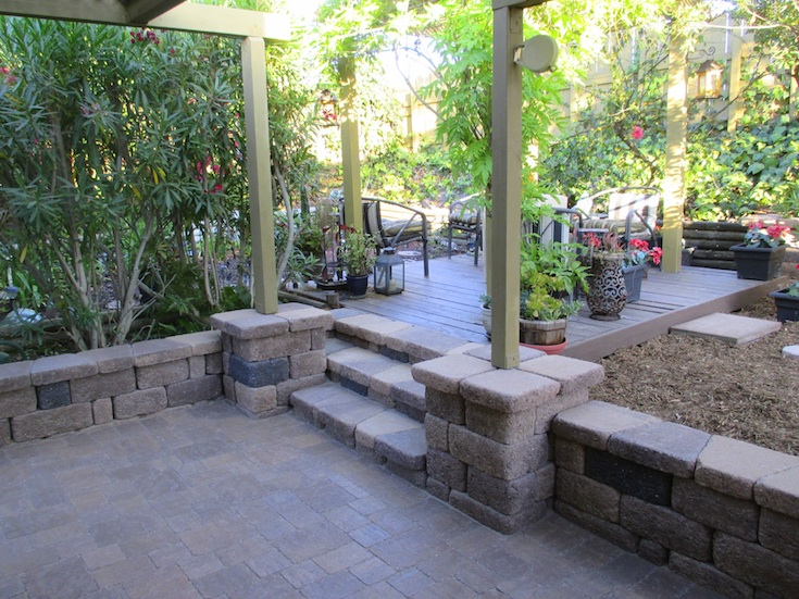 HARDSCAPES PAVERS MORRIS 5