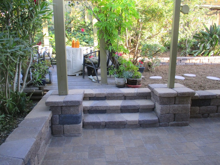 HARDSCAPES PAVERS MORRIS 6