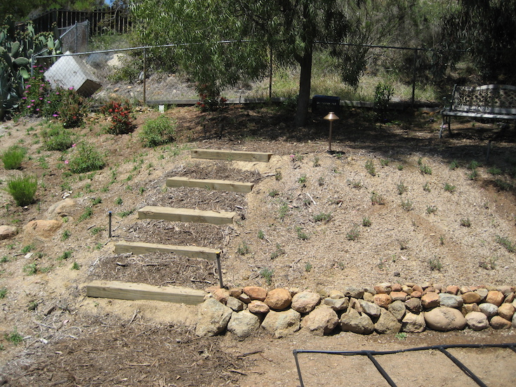 HARDSCAPES STEPS DANIELS 1