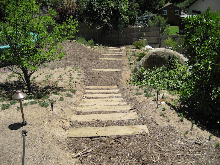 HARDSCAPES STEPS DANIELS 2
