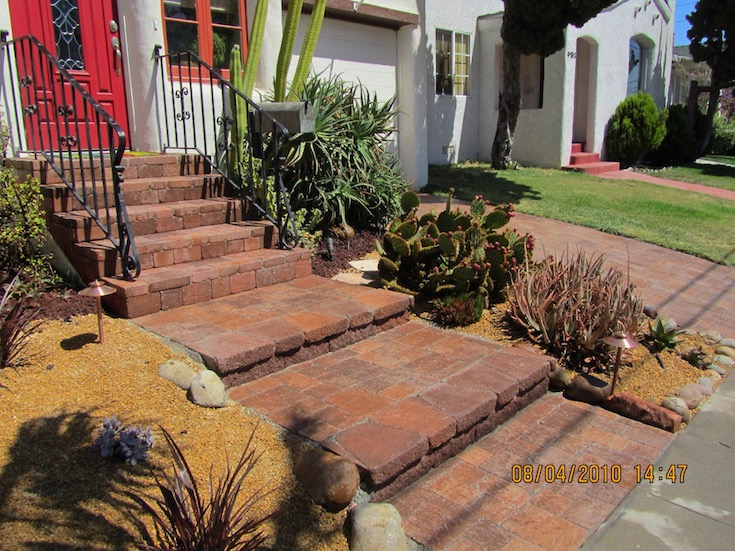 HARDSCAPES STEPS DEUTZER 3