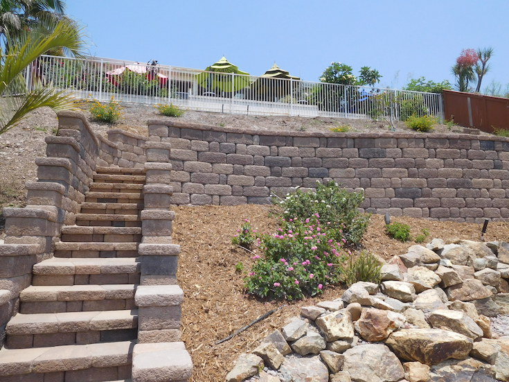 HARDSCAPES STEPS SANCHEZ 2