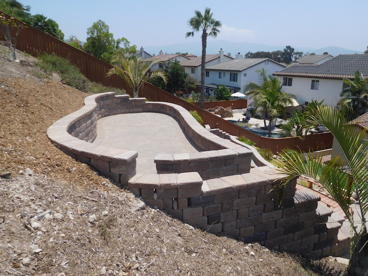 HARDSCAPES STEPS SANCHEZ 3