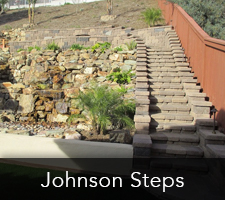 San Diego Steps - Johnson Steps Project