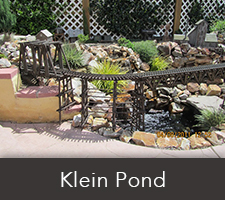 Klein Pond Project