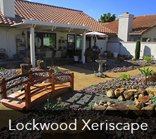 Lockwood Xeriscapes Project