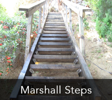 San Diego Steps - Marshall Steps Project