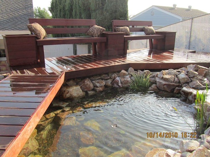 OUTDOOR LIVING DECKS CORTES 5