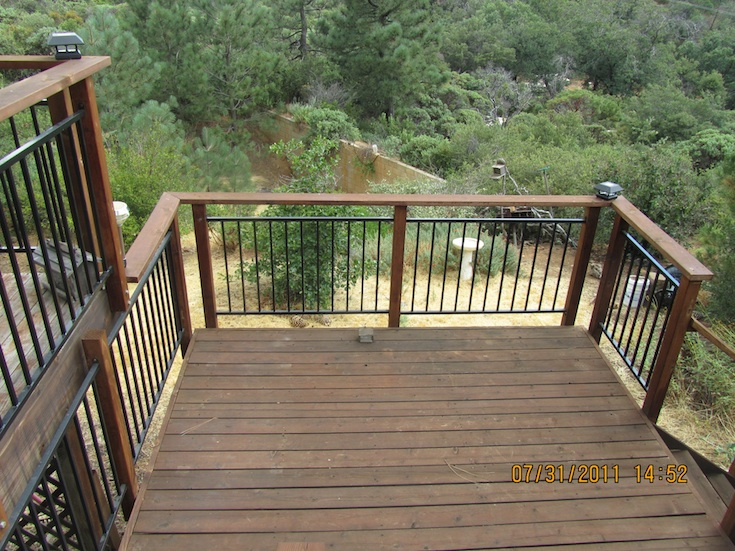 OUTDOOR LIVING DECKS DAD 8