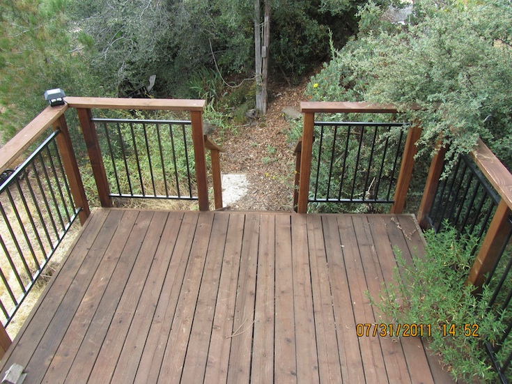 OUTDOOR LIVING DECKS DAD 9