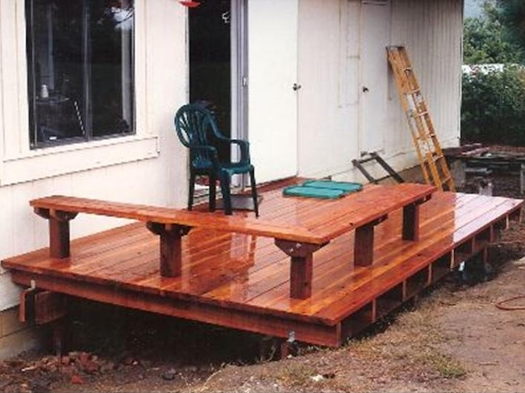 OUTDOOR LIVING DECKS DAD 10