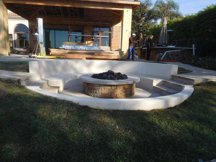OUTDOOR LIVING FIRE PITS HENDLER 3
