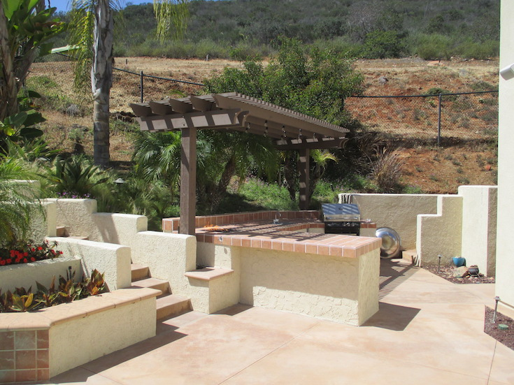 OUTDOOR LIVING PERGOLAS KERWIN 1