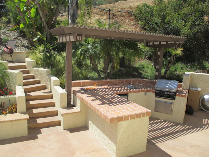 OUTDOOR LIVING PERGOLAS KERWIN 2