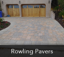 San Diego Pavers - Rowling Paving Project