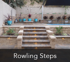 San Diego Steps - Rowling Steps Project