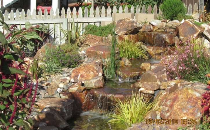 san diego pondless waterfall design 24464