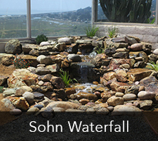 Sohn Waterfall Project