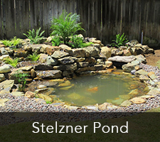 Stelzner Pond Project