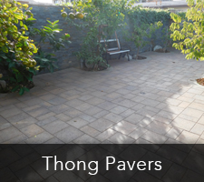 San Diego Pavers - Thong Paving Project