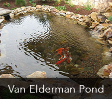 Van Elderman Pond Project