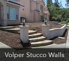 Stucco Walls - Pacific Dreamscapes
