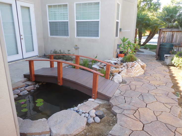 WATER FEATURES POND DESIGNS CHEN 0