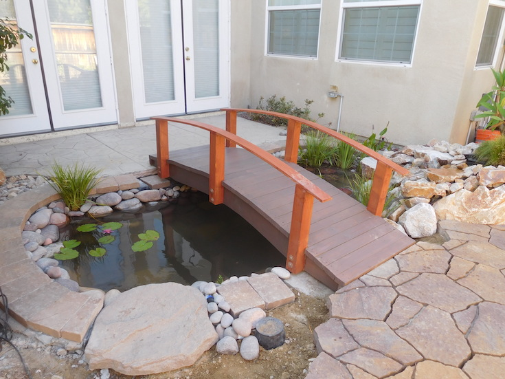 WATER FEATURES POND DESIGNS CHEN 1