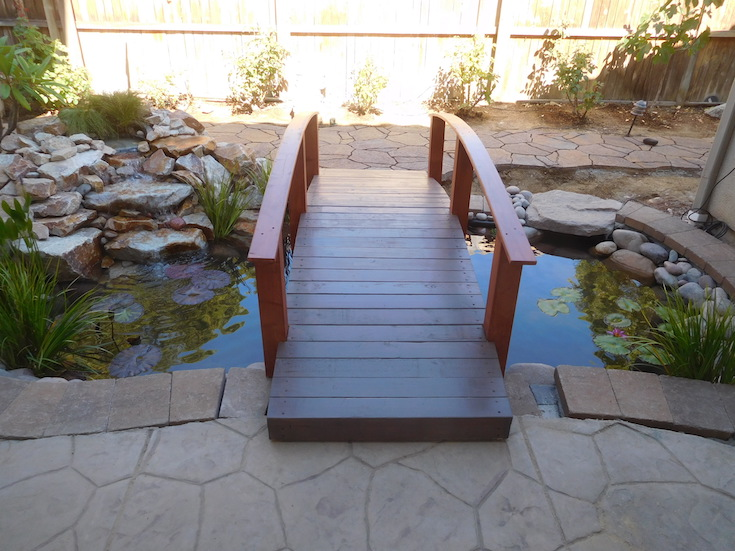WATER FEATURES POND DESIGNS CHEN 2