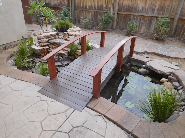 WATER FEATURES POND DESIGNS CHEN 5