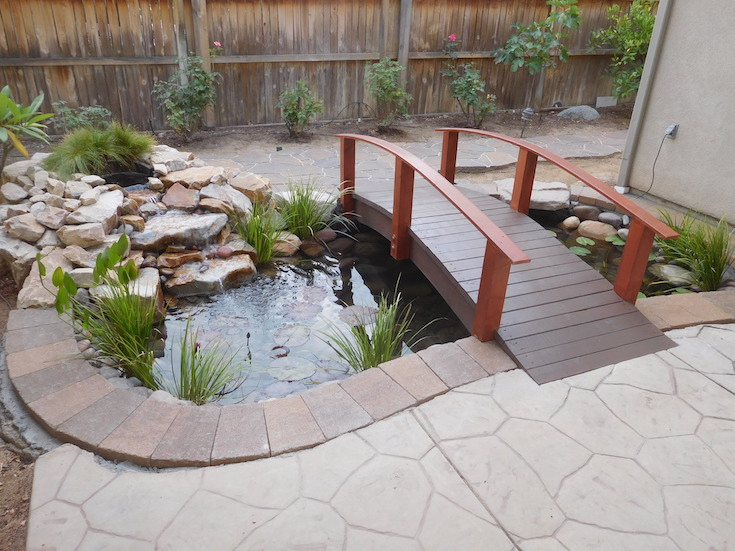 WATER FEATURES POND DESIGNS CHEN 6