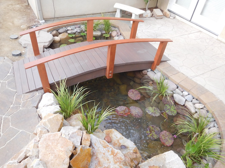 WATER FEATURES POND DESIGNS CHEN 7
