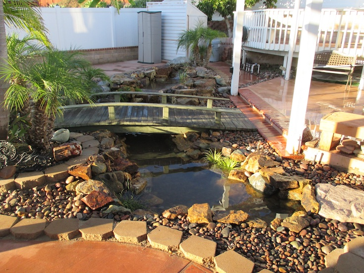 WATER FEATURES POND DESIGNS GONZALES 0