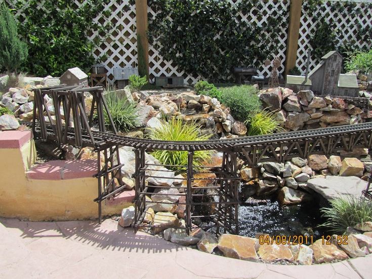 WATER FEATURES POND DESIGNS KLEIN 1