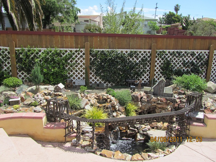 WATER FEATURES POND DESIGNS KLEIN 2