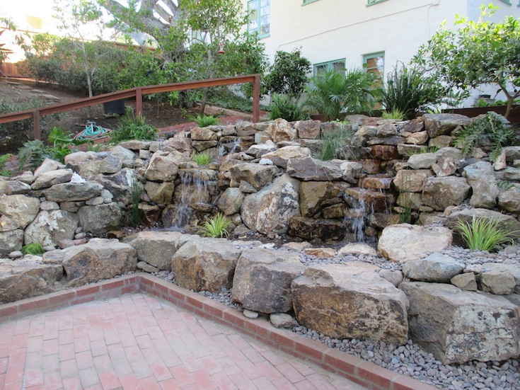 WATER FEATURES WATERFALL DESIGNS DOYLE 4