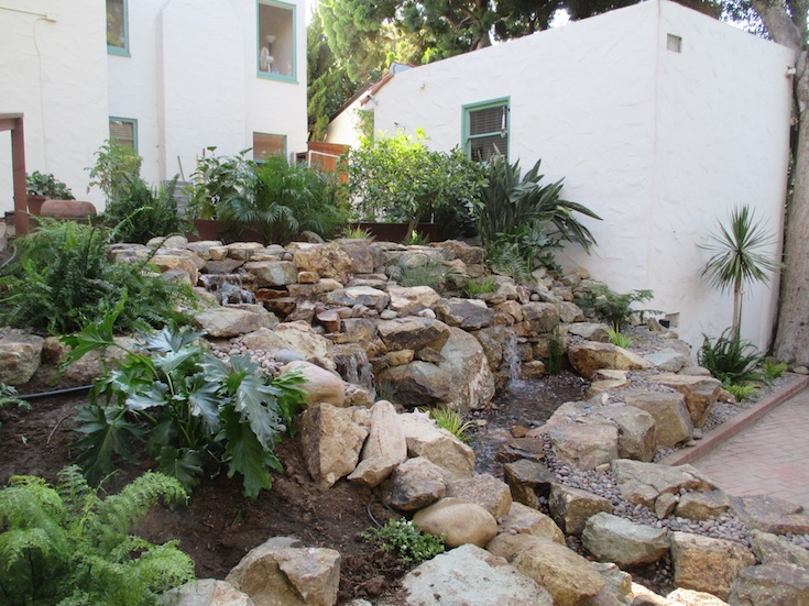 WATER FEATURES WATERFALL DESIGNS DOYLE 5