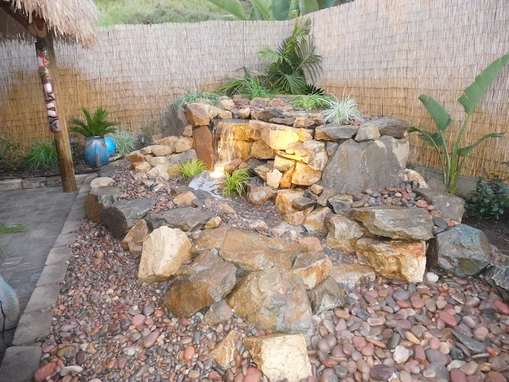 WATER FEATURES WATERFALL DESIGNS HELE 1